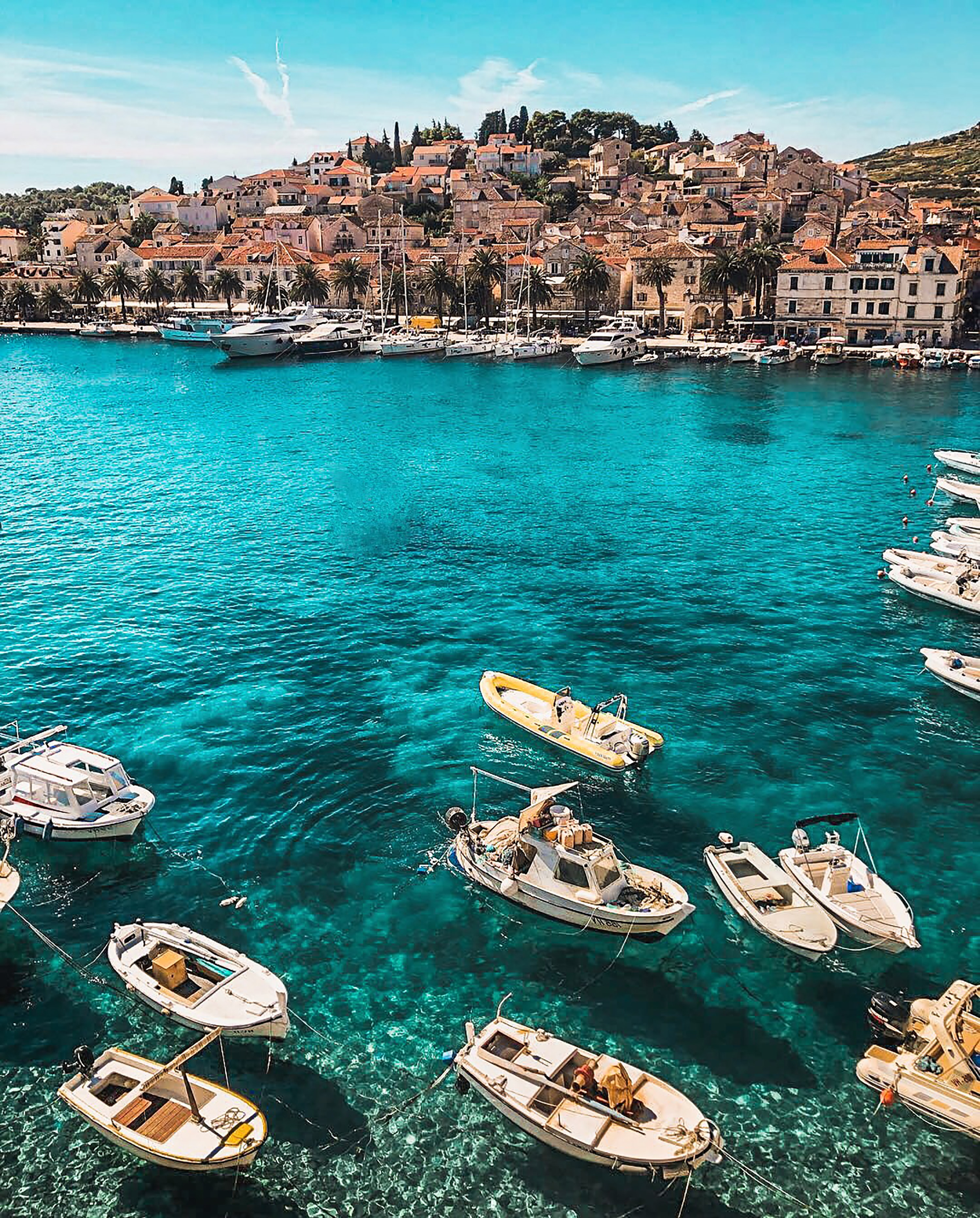 best ways to travel around the croatian coast
