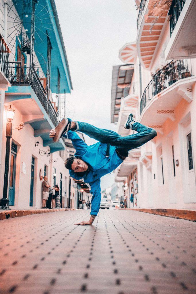 dance better person