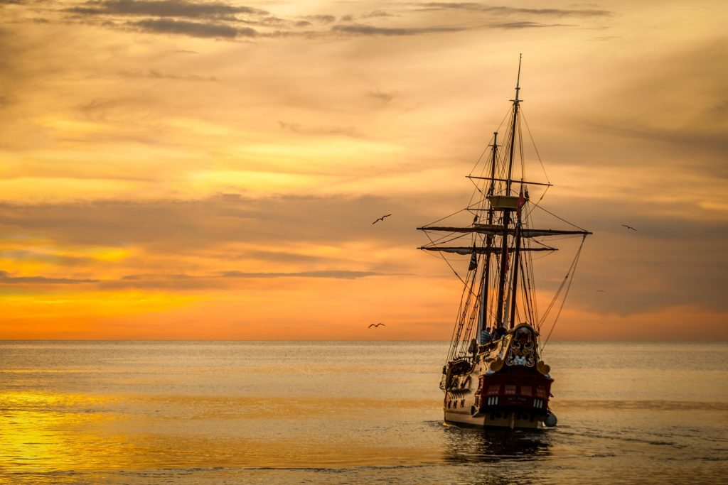 pirates are in the history of Croatia